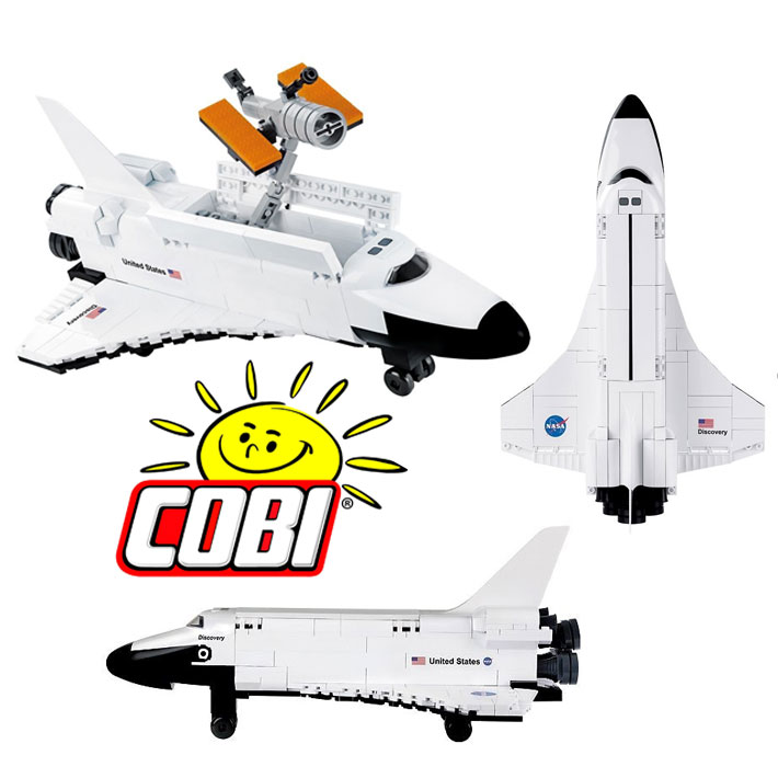 space shuttle discovery cobi - photo #22