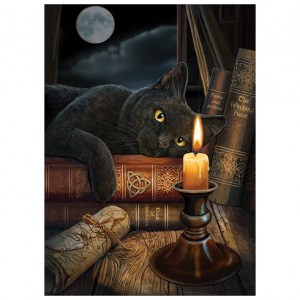 Puzzle Lisa Parker: The Witching Hour - 1000 pz - Cobble Hill 80013