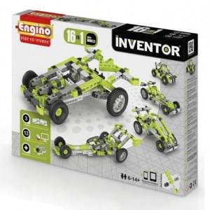 Inventor - 16 models Cars