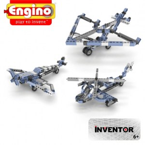 Inventor - 16 models Aircraft - Modelli
