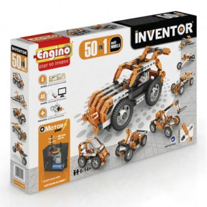 Inventor Motorized - 50 Models