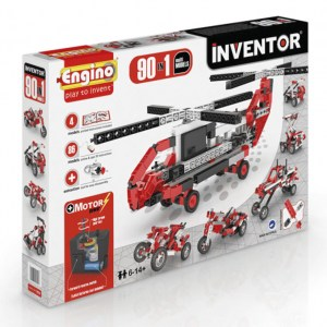 Inventor Motorized - 90 Models