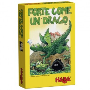 Forte come un drago - Box