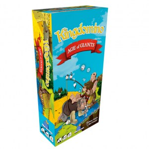 Kingdomino: Age of Giants (espansione)