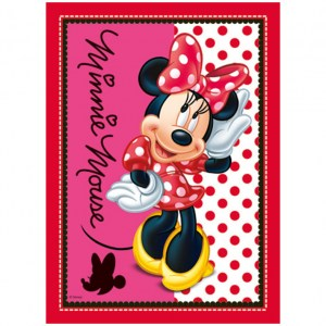 Puzzle Minnie 4 in 1 - 35 pz