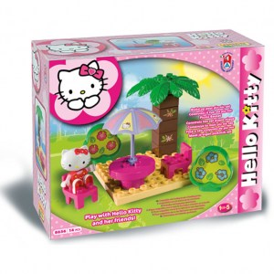Unico Plus - Pic-nic Hello Kitty