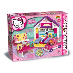 Unico Plus - La Scuola di Hello Kitty