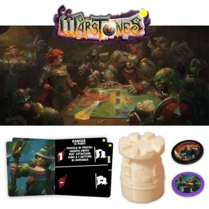 Warstones - ver. Gamebooster - Red Glove